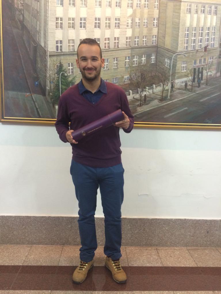 Nikola Diplome